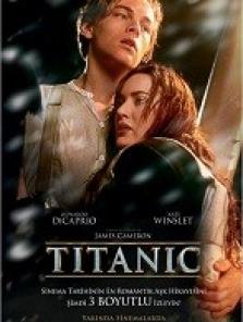 Titanik – Titanic 1997 tek part film izle