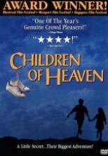 Cennetin Çocukları (Bacheha-Ye aseman) tek part film izle