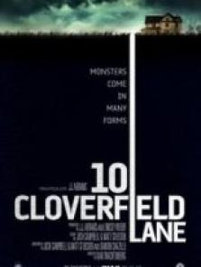 Cloverfield Yolu No 10 tek part izle