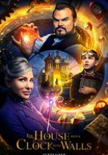 Eski Evdeki Büyülü Saat – The House with a Clock in Its Walls izle full hd tek part