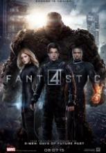 Fantastic Four (FANT4STIC) hd tek part izle