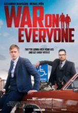 Herkese Karşı – War on Everyone tek part film izle 2016
