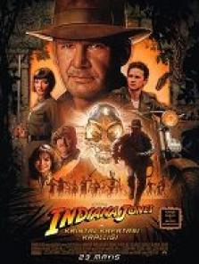 Indiana Jones 4 – Kristal Kafatası Krallığı tek part izle