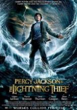 Percy Jackson & The Olympians: The Lightning Thief tek part izle