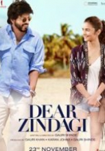 Sevgili Hayat – Dear Zindagi 2016 tek part film izle