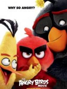 The Angry Birds Movie tek part izle