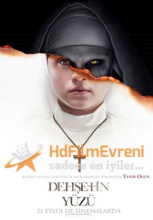 The Nun, Dehşetin Yüzü Full HD Tek Part Film izle